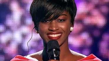 Nigerian student in Ukraine Feyikemi Oke impresses the judges at the voice Ukraine as she performs Adele's Hello